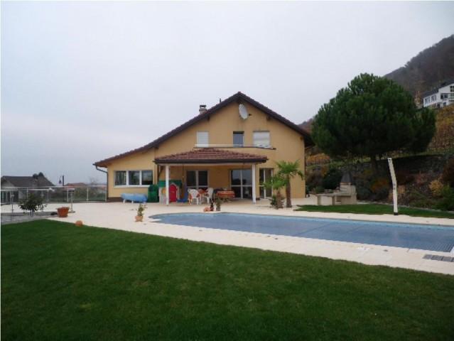 Très belle villa individuelle avec piscine 13116828