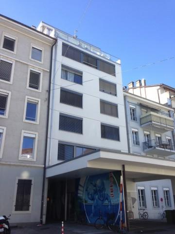 Grosse Studio im Stadtzentrum von Biel mit Parkplatz 15278614
