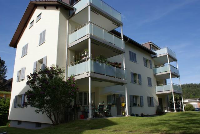 helle, sanierte 4.5-Zimmerwohnung mit grossem Balkon 15278620