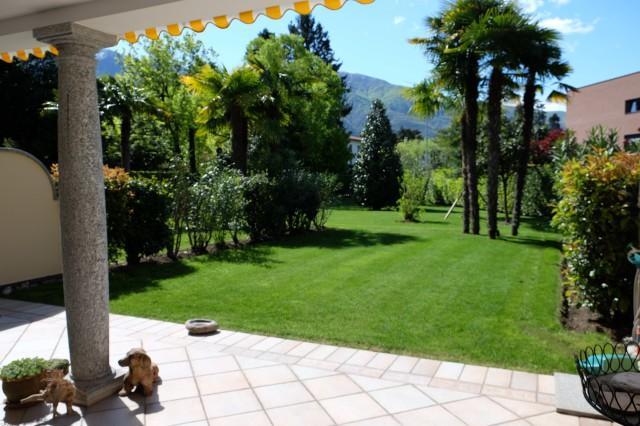 2 1/2 Zimmer Luxus Gartenwohnung, möbliert, zu Ferienzwecken 15245008