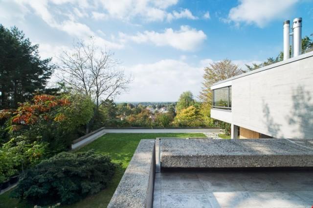 Exkusive Wohneinheit in Designer-Villa an hervorragender Aus 14334434