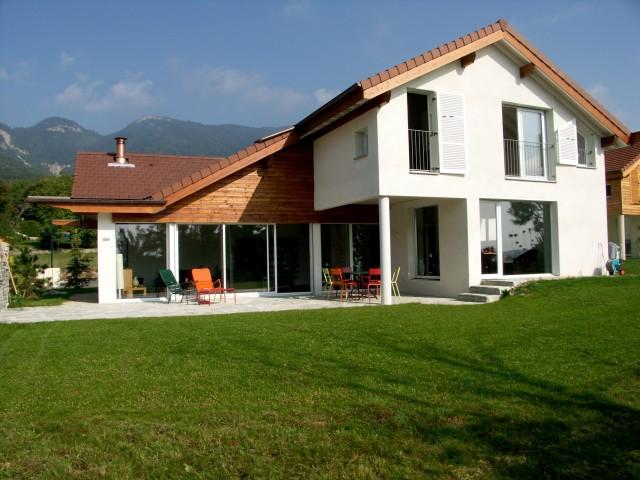 Belle villa d´architecte à Gex (F) 15210689