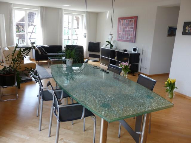 Sonnige 5 1/2-Zimmer-Wohnung auf 2 Etagen 14930937