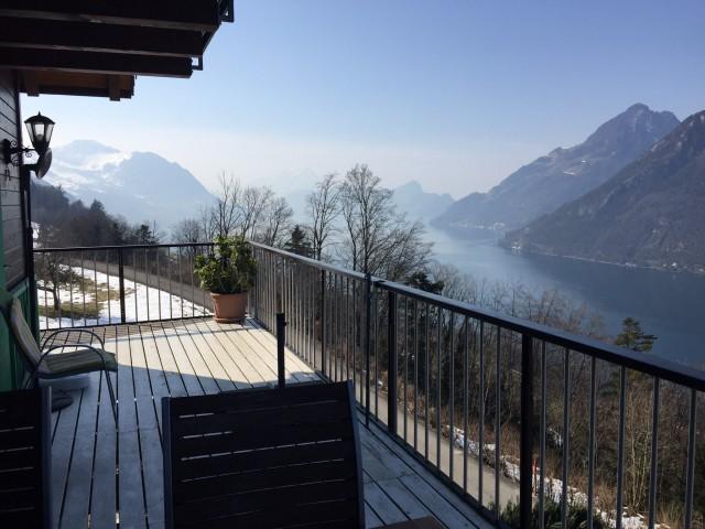 Mit bezaubernder See-und Bergsicht 12111073