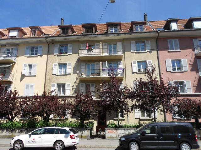 Gemütliche Dachwohnung im Breitenrainquartier Bern 16314360