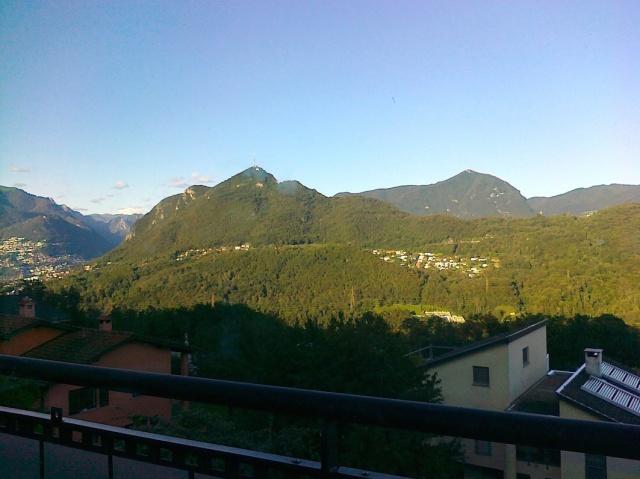Collina D'Oro, Moderno 3.5 + Locale Disponibile Stupenda Vis