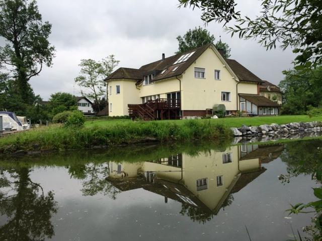Luxuriöse Villa am Bodensee mit Bootsplatz 11373097