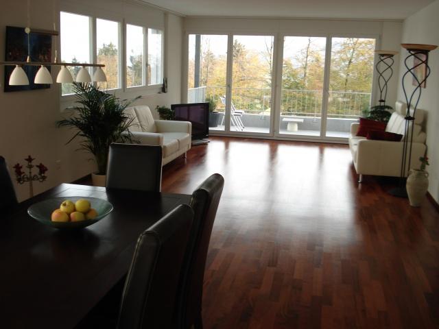 Luxuriöse 4,5 ZI Wohnung mit Seesicht u Terrasse