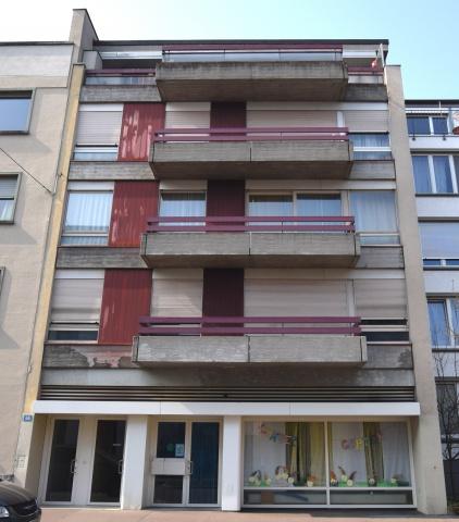Mehrfamilienhaus im Paulusquartier