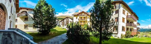 Ferienwohnung im traumhaften Oberengadin - 4 1/2-Zimmer-Whg. 12435562