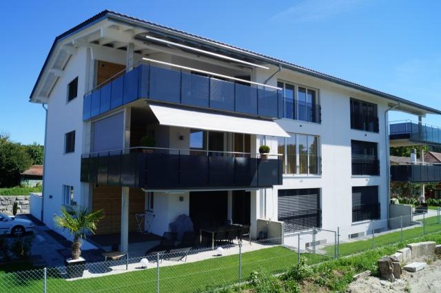 Exklusive, moderne 3.5 Zimmer - Dachwohnung mit Terrasse von 13045899