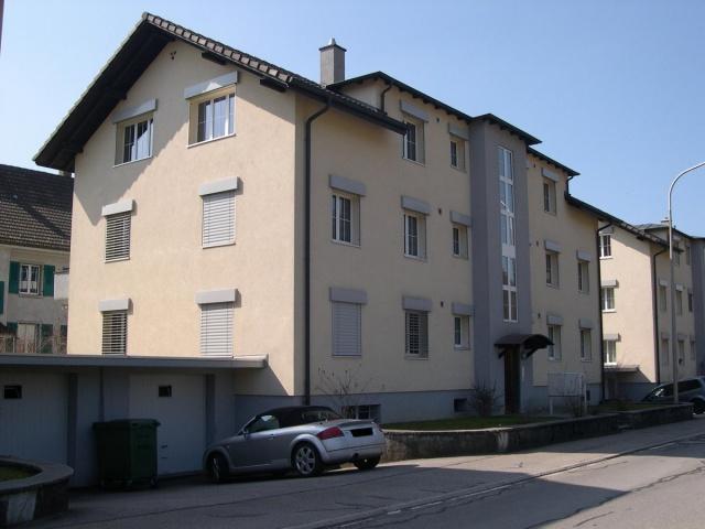 3-Zimmer-Dach-Wohnung mit Balkon (2. OG) 13840411