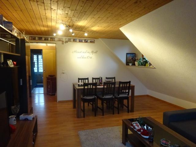 schöne 3 1/2 Zimmer-Dachwohnung in 3-Familienhaus 13045577