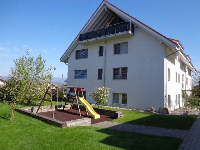 Attraktive 5.5-Zi.-Wohnung mit Gartenanteil 10621423