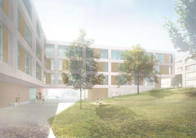 Neubau Familienwohnungen in Arlesheim 10664887