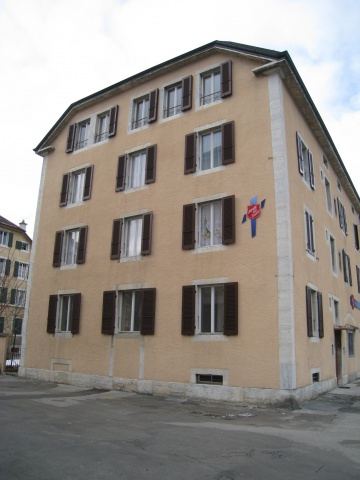 Charmant appartement de 3 pièces à 2 minutes de la gare