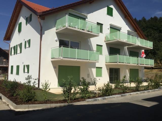 Henniez 3 1/2 pièces terrasse 11626732