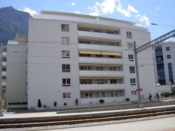 Moderne 4 1/2 - Zimmerwohnung im Zentrum von Brig 11384355