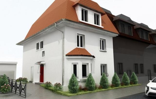 Exklusive Villa in Basel-Zentrum an ruhiger Nebenstr. Lift,