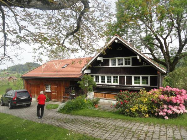 Bauernhaus im Grünen 12434151