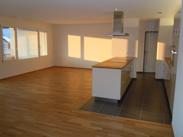 sonnige, sehr ruhige 4 1/2 Wohnung im EFH Quartier 8181420