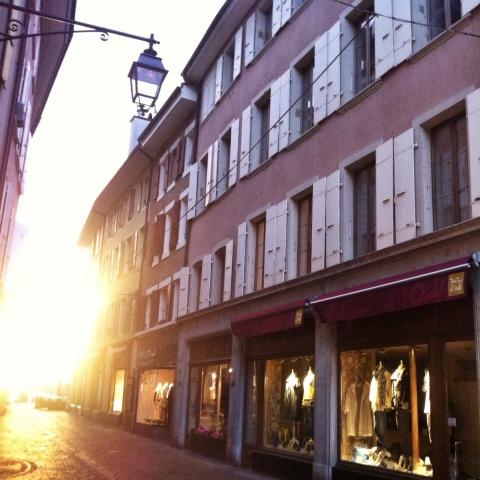 Vieille ville de Vevey, bel appartement de 4.5 pièces, 125m2 10987646