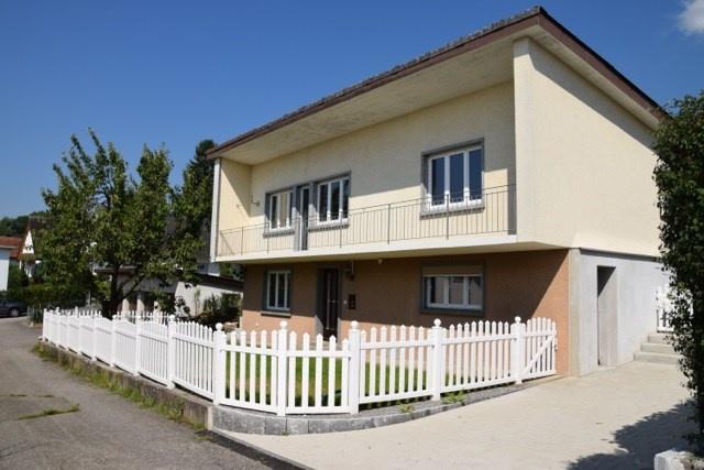 Einfamilienhaus mit schönem Garten in Bettlach 8111573