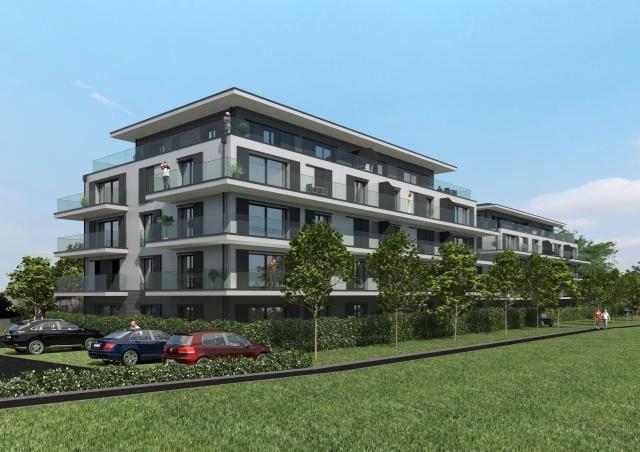 Appartements neufs - 2ème étage - 3.5 pces