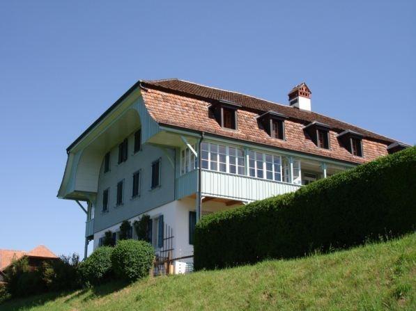 4 1/2-Zimmer-Maisonettewohnung mit Blick auf die Alpen 10885777