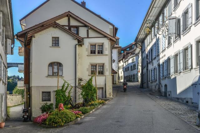 Ihr Anlageobjekt im Herzen von Fribourg... 13067295