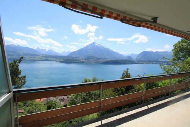 Sigriswil mit Thunersee und Berge 11255984