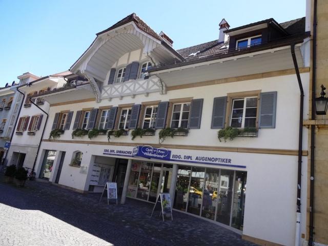 Büro an zentralster Lage im Herzen der Altstadt von Murten 9329709