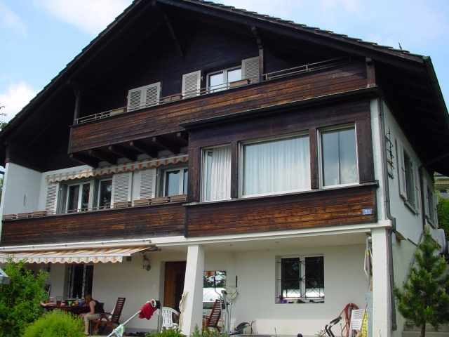 5.5-Zimmer-EFH im Chalet-Stil in Rüfenacht 11199361