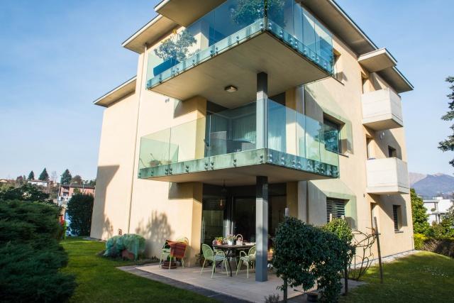 Vendesi appartamento 5.5 con giardino a Gentilino (Collina d 13791165