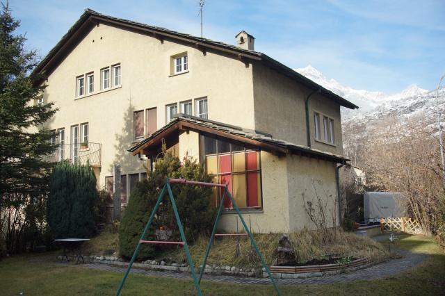 6-Zimmerwohnung zu vermieten / Doppeleinfamilienhaus 9638124