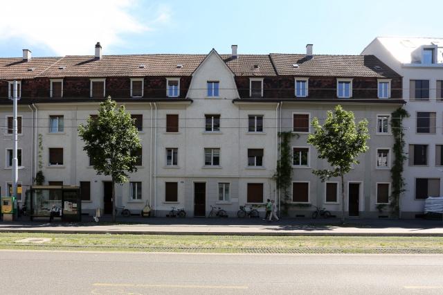 1-Zimmerwohnung in renoviertem Altbau Nähe Voltaplatz 10927529