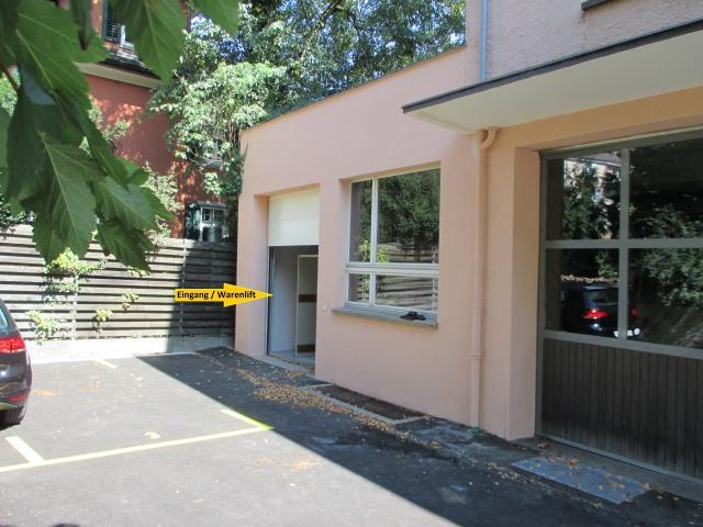 Werkstatt / Hobby- / Lagerräume (90 m2) 12437324