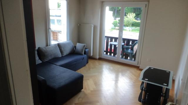 2-Zimmer Wohnung mit Balkon an zentraler Lage (teil-möbelier 10915519