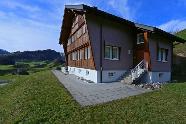 Hochwertige 4.5 Zimmerwohnung an guter Wohnlage! 13887044