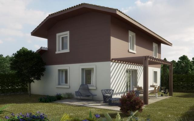 Maison neuve 5 pièces à Douvaine 12529748