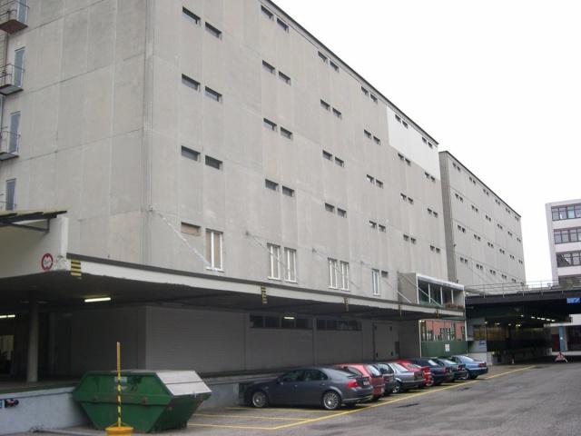 Neuvermietung: Lager- und Logistikzentrum in Muttenz, ab 1.1