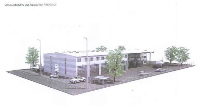 Werkstatt - Atelier - Lager - Büro