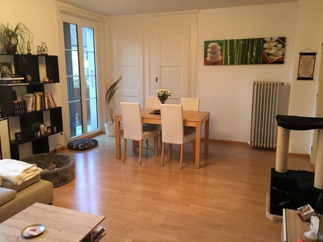 Bel appartement de 3.5 pièces dans le quartier de la Champag 13887058