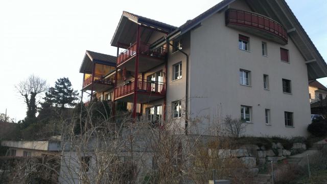 moderne, zentral- und ruhig gelegene Wohnung in MFH 11930419