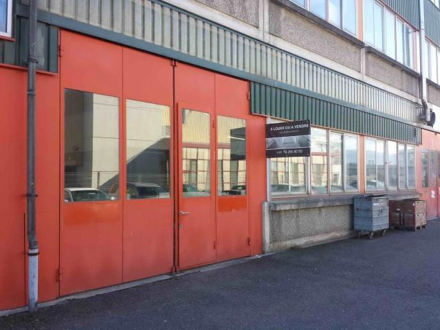 Magnifiques Locaux industriels à vendre ou à louer à Meyrin 11375242