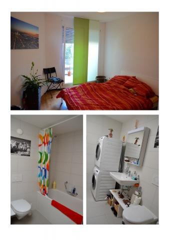 Sous-location appartement 3.5p 76m2 Prilly - 01.09.2015 au 3 11704655