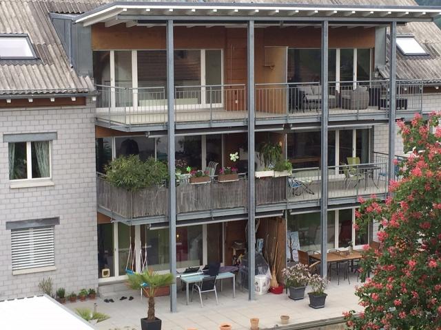 5 1/2 Zi-Dachwohnung - zentral, ruhig 10968315