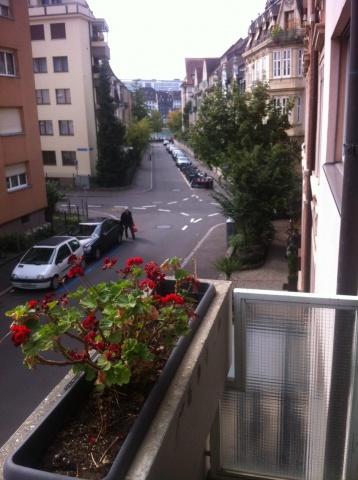 Helle 2,5 Zimmerwohnung in Kleinbasel / Rheinblick