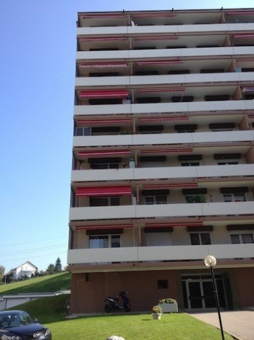 Appartement 4.5 pièces rénové à Fribourg 13777268