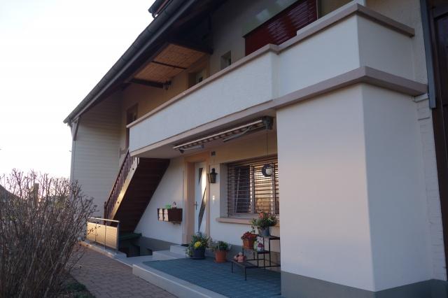 3-Zimmer-Wohnung auf dem Land mit eigenem Sitzplatz 10621093